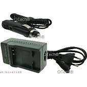 Chargeur camescope Otech pour PENTAX X90