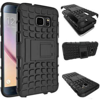 Xeptio Samsung Galaxy S7 noire stand
