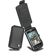 Etui Noreve cuir BlackBerry Storm 9500