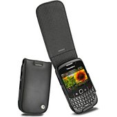 Etui Noreve cuir BlackBerry Curve 8520 - 8530 - 9300