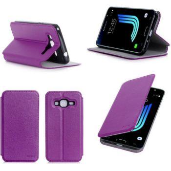 Xeptio Samsung Galaxy J5 2016 violet