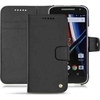 Noreve cuir Motorola Moto G4