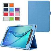 Etui Xeptio SAMSUNG Galaxy Tab A6 7 2016 bleu