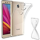 Coque Xeptio Honor 5C transparent