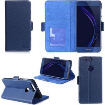 Xeptio Honor 8 bleu portefeuille