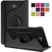 Etui Xeptio SAMSUNG Galaxy Tab A6 10.1 2016 noir