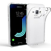 Coque Xeptio Samsung Galaxy J5 2016 gel transparent
