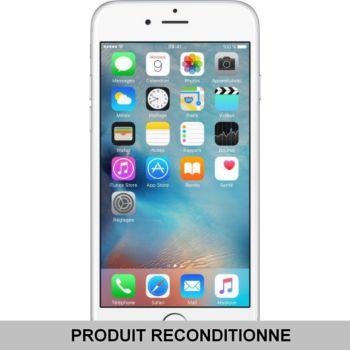 apple iphone 6 16 go argent reconditionn tr s bon tat. Black Bedroom Furniture Sets. Home Design Ideas