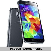 Smartphone Samsung Galaxy S5 4G 16 Go Noir
