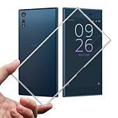 Coque Xeptio Sony Xperia XZ gel TPU transparent