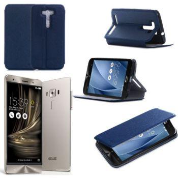 Xeptio Asus Zenfone 3 ZE552KL Bleu