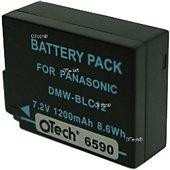 Batterie appareil photo Otech pour PANASONIC LUMIX DMC-G7