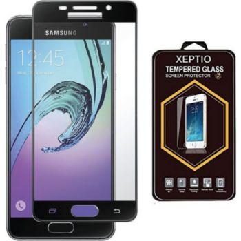 Xeptio Samsung Galaxy A5 2017 Verre Trempe Noir