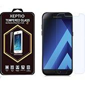 Protège écran Xeptio Samsung Galaxy A3 2017 verre trempé
