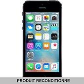 Smartphone Apple iPhone 5S 32 Go Gris sidéral Reconditionné