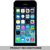 Smartphone Apple iPhone 5S 64 Go Gris sidéral Reconditionné