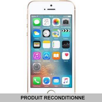 Apple iPhone SE 16 Go Or 				 			 			 			 				reconditionné