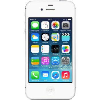 Apple iPhone 4S 8 Go Blanc     reconditionné