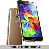 Smartphone Samsung Galaxy S5 4G 16 Go Or