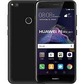 Coque Xeptio Huawei P8 Lite 2017 gel TPU noir