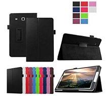 Etui tablette Xeptio Samsung Galaxy Tab E 9.6 noir