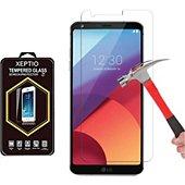 Protège écran Xeptio LG G6 verre trempé