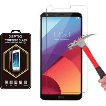 Xeptio LG G6 verre trempé