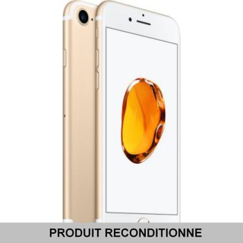 Apple iPhone 7 32 Go Or     reconditionné