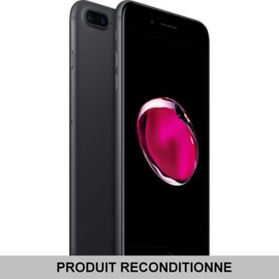 smartphone reconditionn iphone 7 plus boulanger. Black Bedroom Furniture Sets. Home Design Ideas