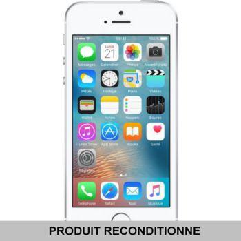 Apple iPhone SE 16 Go Argent     reconditionné