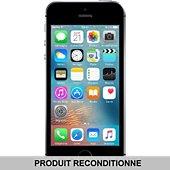 Smartphone Apple iPhone SE 64 Go Gris sidéral Reconditionné