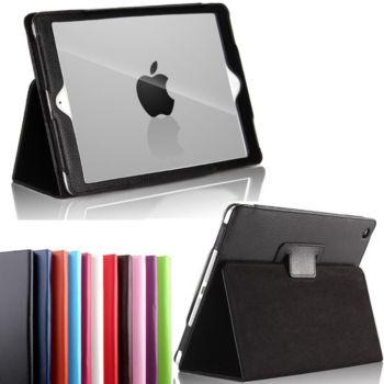 Xeptio new Apple iPad 9.7 2017 noire Stand