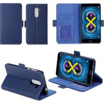 Xeptio Honor 6X PRO 4G bleue