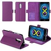 Etui Xeptio Honor 6X PRO 4G violette