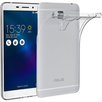 Xeptio Asus Zenfone 3 MAX PLUS gel transparente