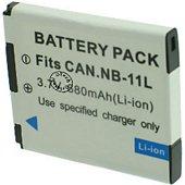 Batterie appareil photo Otech pour CANON IXUS 285 HS