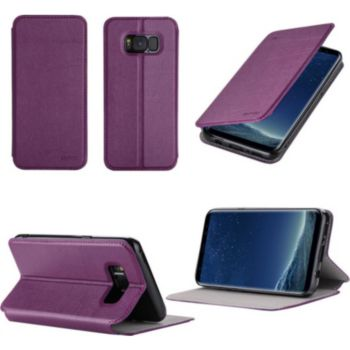 Xeptio Samsung Galaxy S8 violet stand
