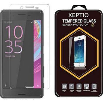 Xeptio Sony Xperia XZ Premium 4G verre trempé