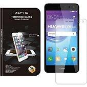 Protège écran Xeptio Huawei Y6 2017 verre trempé