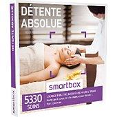 Coffret cadeau Smartbox Détente absolue