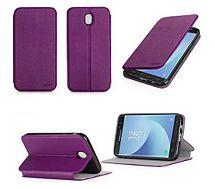 Etui Xeptio Nokia 6 4G  violet Stand
