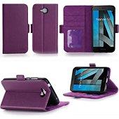 Etui Xeptio Honor 6A  violette