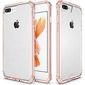 Coque Xeptio Apple iPhone 8 PLUS 5.5 bumper rose