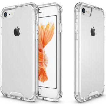 Xeptio Apple iPhone 8 4,7 bumper transparent