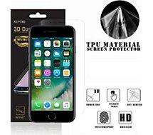 Protège écran Xeptio Apple iPhone 8 PLUS 5.5 TPU