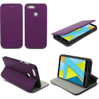 Xeptio Honor 7X - Housse violette