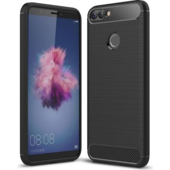 Xeptio Huawei P Smart  Protection carbone noire