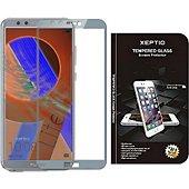 Protège écran Xeptio Honor 9 Lite full cover gris