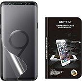 Protège écran Xeptio Samsung Galaxy S9 Plus screen protector
