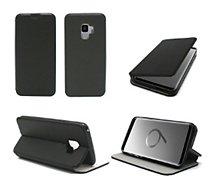 Etui Xeptio  Samsung Galaxy S9 Etui noir